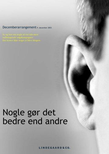 Nogle gør det bedre end andre - Lindegaard & Co