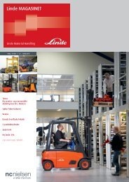 Download Linde Magasin nr. 21 her...... - N C Nielsen