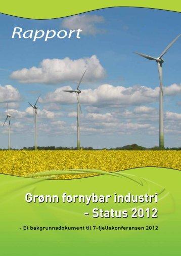Rapport - Energi og Klima