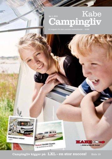 Campingliv kigger på: LXL - en stor succes! - CaravanRingen