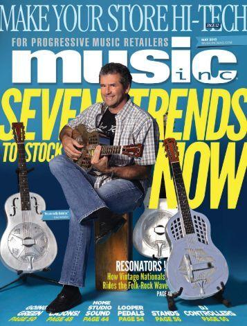 ECHPAGE 32 - Music Inc. Magazine