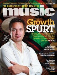 PAGE 44 - Music Inc. Magazine