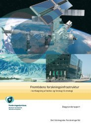 A4 - Fremtidens - instrument center for Danish astrophysics