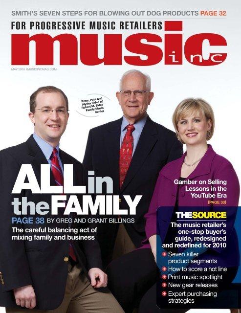 The Family Music Inc Magazine