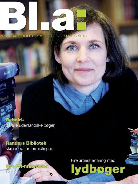 marts 2013 - Biblioteksmedier as