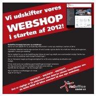 WEBSHOP - Redoffice Konpap A/S