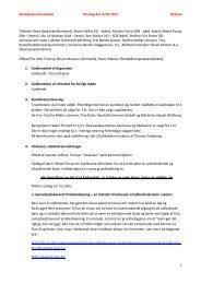 10 2012 Referat - Lystrup Skole