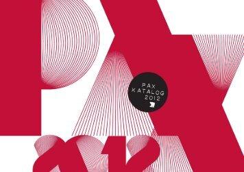 Last ned katalogen her - Pax Forlag