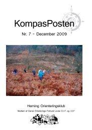 December 2009 - Herning Orienteringsklub