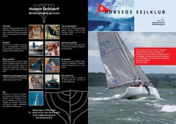 klubblad marts.pdf - Horsens Sejlklub