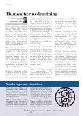 Last ned hele bladet i PDF-format - Norske Leger Mot Atomvåpen - Page 2