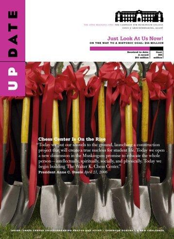 Issue 3 - Muskingum University