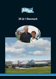25 år i Danmark - ALLFLEX dan-mark ApS