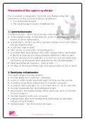 Manual for Manual for den Madansvarlige ... - Femø Kvindelejr - Page 5