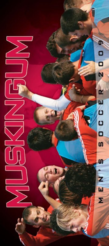 2009 MS Media Guide.p65 - Muskingum University