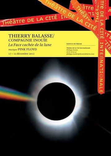 THIERRY BALASSE/ - Artishoc