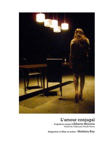 L'amour conjugal - Artishoc