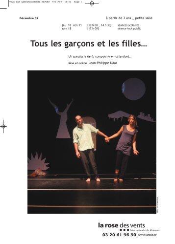 TOUS LES GARCONS:IMPORT EXPORT - Artishoc