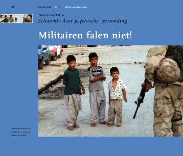 Militairen falen niet! - natasja-rietveld.com