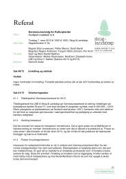 Referat fra møte i Genressursutvalg for ... - Skog og landskap