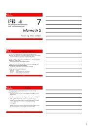 Kapitel 7 - FB 4 Allgemein - Fachhochschule Düsseldorf