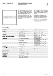 Busch-Powernet ®EIB 2fach Schaltaktor, 16 A, EB Typ: 6952 EB-102