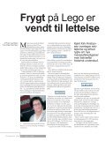 Frygt på Lego vendt til lettelse OK-forhandlinger i fuld ... - CO-industri - Page 6