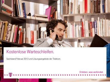 Folie 1 - Telekom
