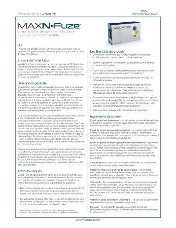 Max inte - International virtual office ...