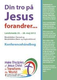 Guiden 2012 - Metodistkirken i Danmark