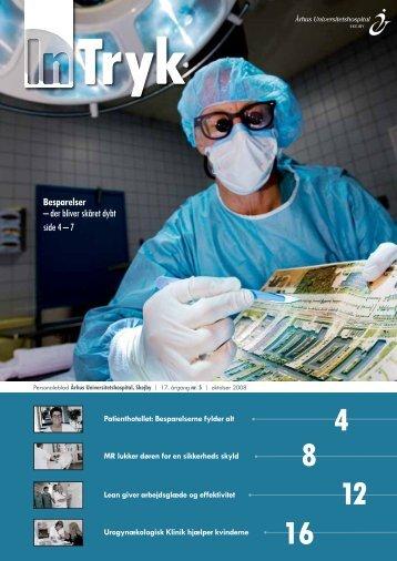 der bliver skåret dybt side 4 - Aarhus Universitetshospital