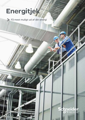 Energitjek (pdf; 594KB) - Schneider Electric