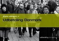 Udbetaling Danmark - Social