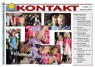 KONTAKT nr. 01 september 2011-12 - Bording Skole