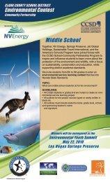 Middle School - my CCSD - Clark County School District
