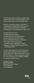 InterContinental Hotels Cleveland - Cleveland Clinic - Page 2