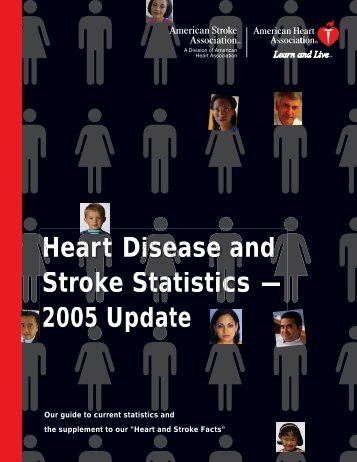 Heart Disease and Stroke Statistics — 2005 Update - Cleveland Clinic