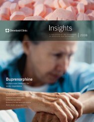 Insights - Cleveland Clinic