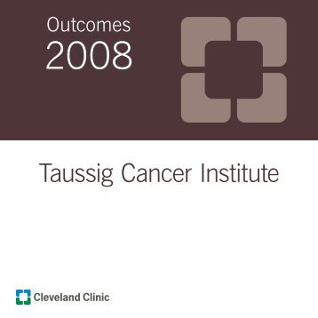 Taussig Cancer Institute - Cleveland Clinic