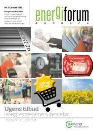 Ugens tilbud i Energibesparelsernes supermarked - Brunata