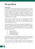 Handicap, Etik og Fosterdiagnostik - Det Centrale Handicapråd - Page 6