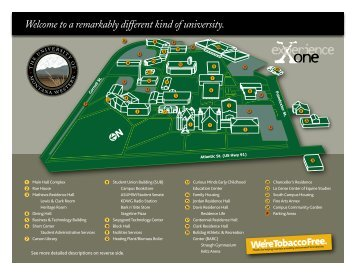 Pacific Lutheran University Campus Map.Wisconsin Lutheran College Campus Map Www Picturesso Com