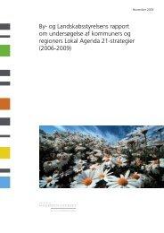og Landskabsstyrelsens rapport om undersøgelse ... - Naturstyrelsen