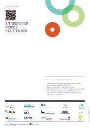 Københavns Kommune - Forum for Bæredygtige Indkøb