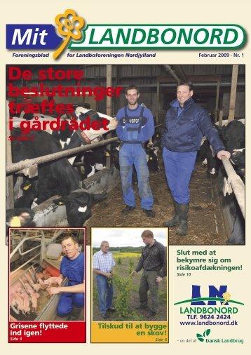 De store beslutninger træffes i gårdrådet - LandboNord