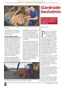 De store beslutninger træffes i gårdrådet - LandboNord - Page 4