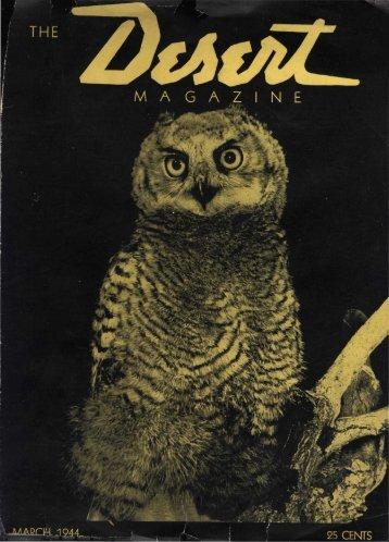194403-DesertMagazin.. - Desert Magazine of the Southwest