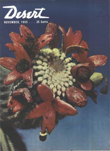 Tt - Desert Magazine of the Southwest