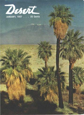 walnut canyon - Desert Magazine of the Southwest