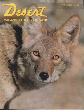 Come - Desert Magazine of the Southwest